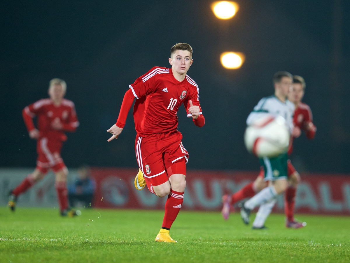 WALES U17 SQUAD ANNOUNCED AHEAD OF GREECE FRIENDLIES IN BANGOR