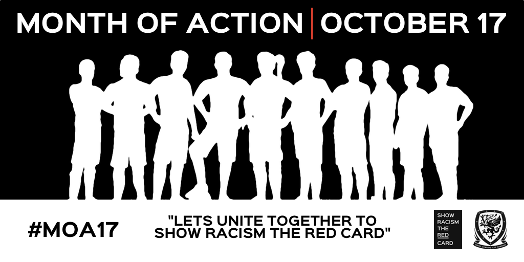 Show Racism the Red Card: Month of Action