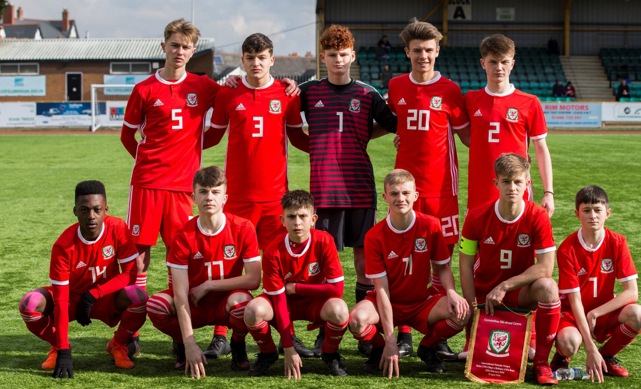 Men's & Women's squads confirmed for UEFA Development Tournament