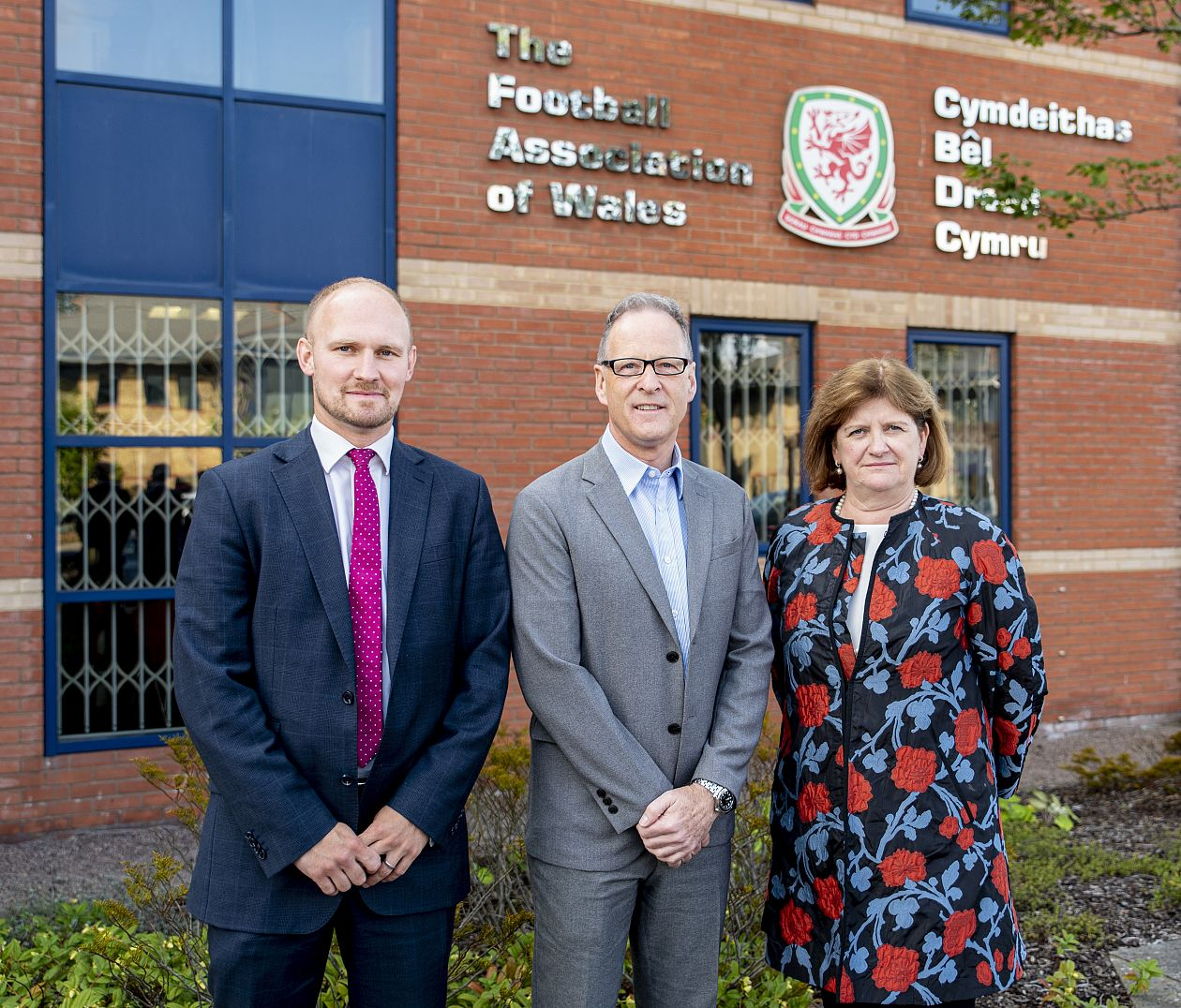 NEW FAW EXECUTIVE BOARD SIT FOR INAUGURAL MEETING