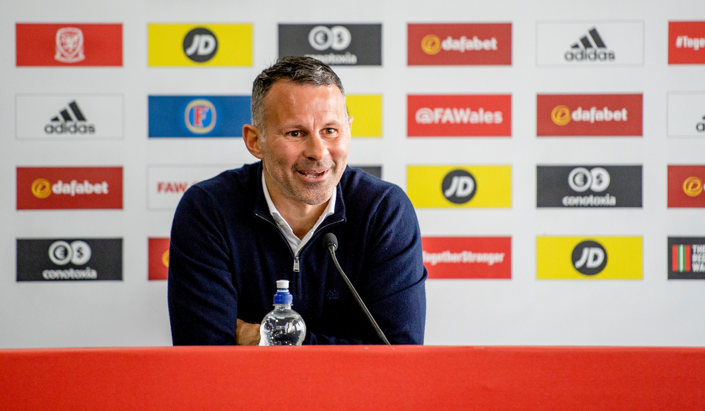 Ryan Giggs names 31-man squad for first EURO 2020 qualifier