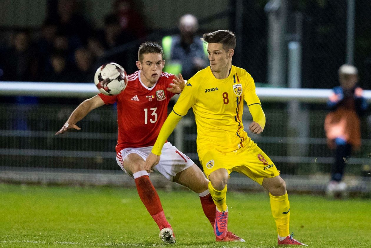 Wales U21 held to a frustrating draw by Romania