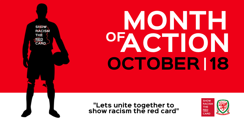 Show Racism the Red Card: Month of Action 2018
