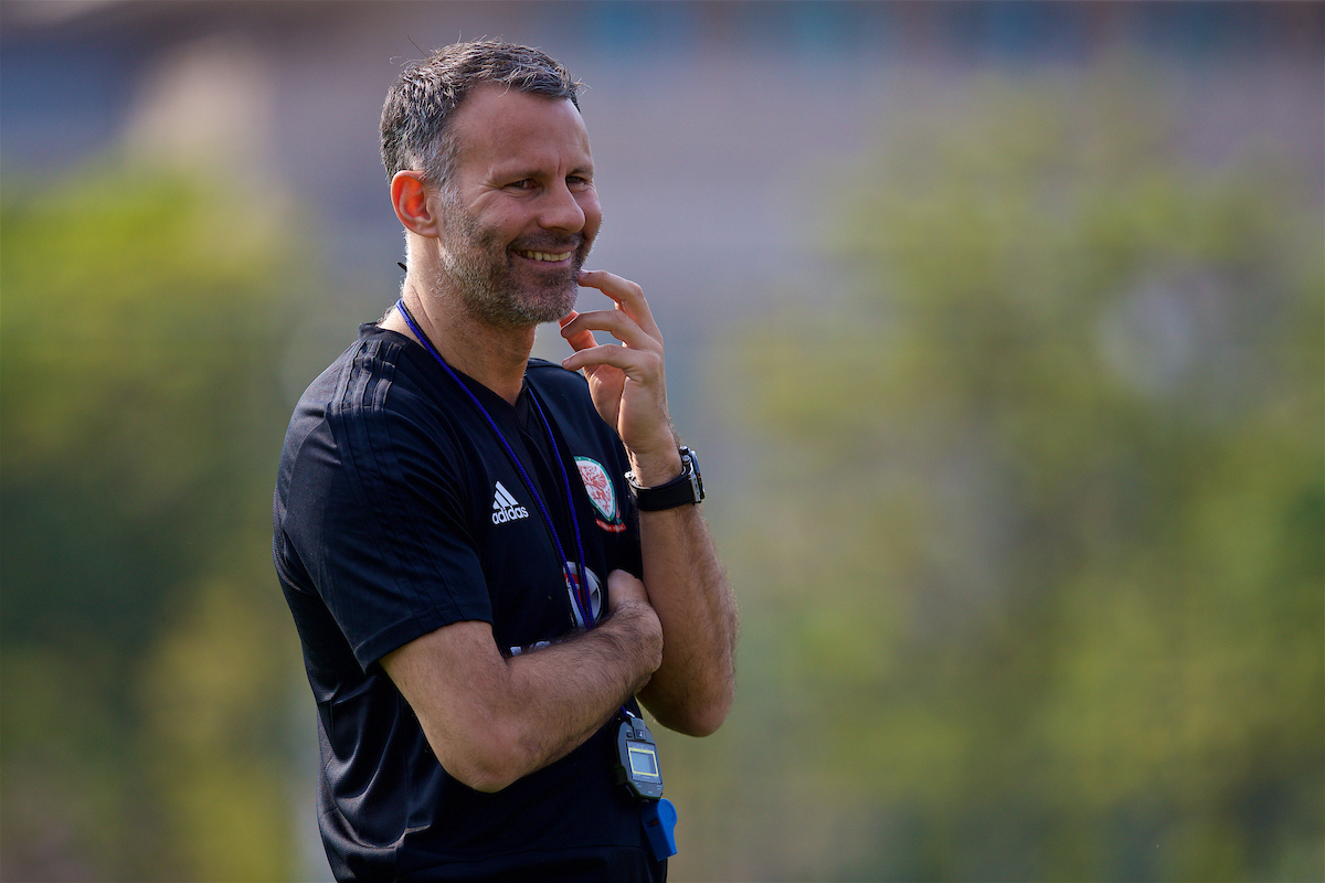 Giggs is looking forward to Wrexham return
