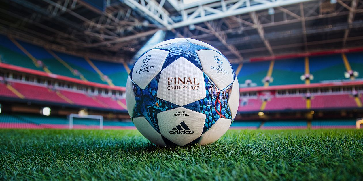 uefa champions league final official match ball unveiled football association of wales