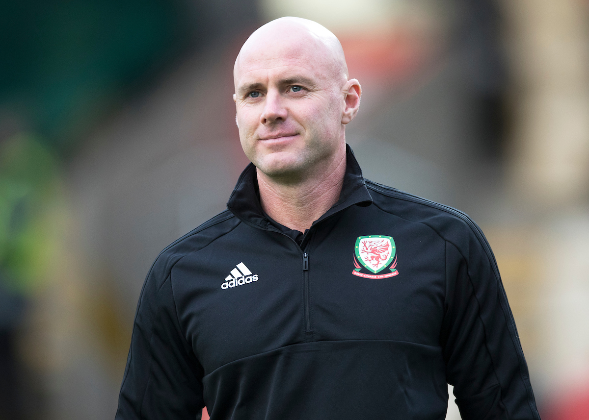 Rob Page joins Ryan Giggs Coaching Staff