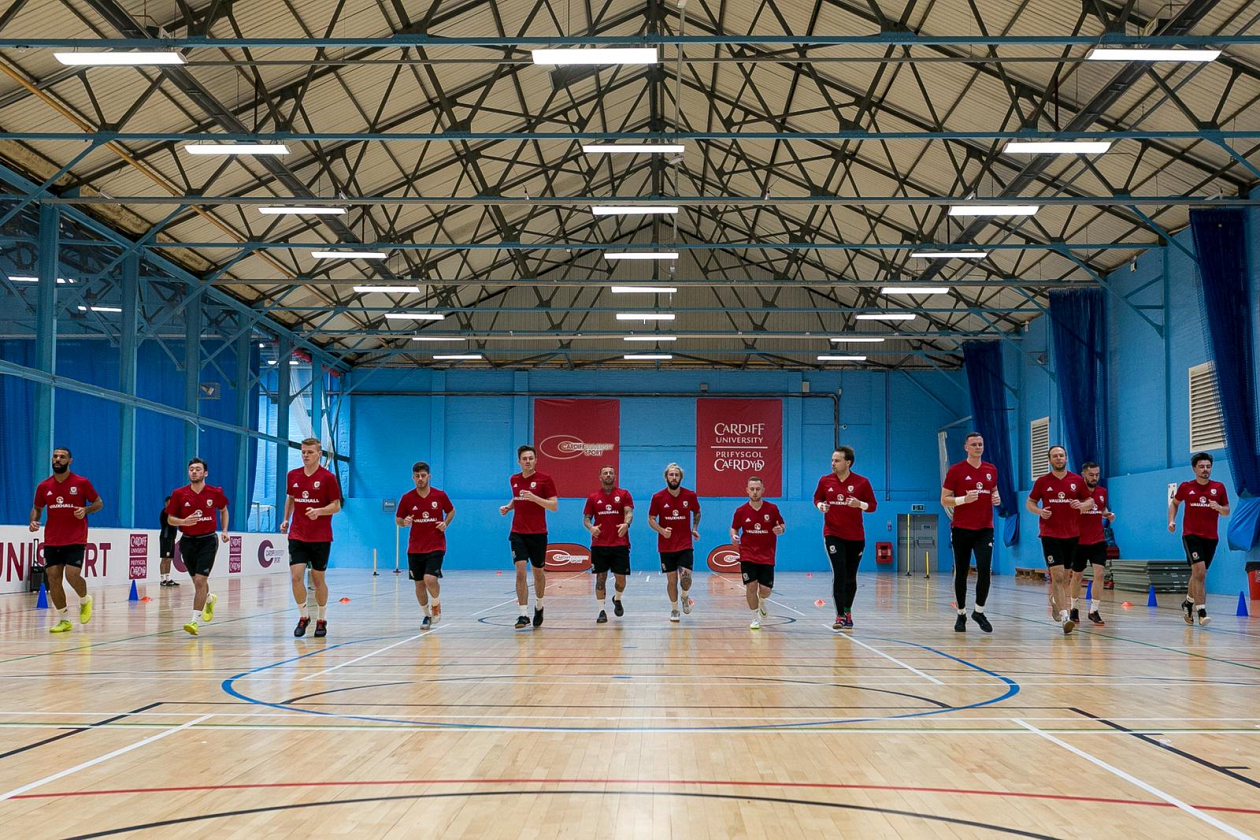 Wales head to Belfast for Futsal Home Nations