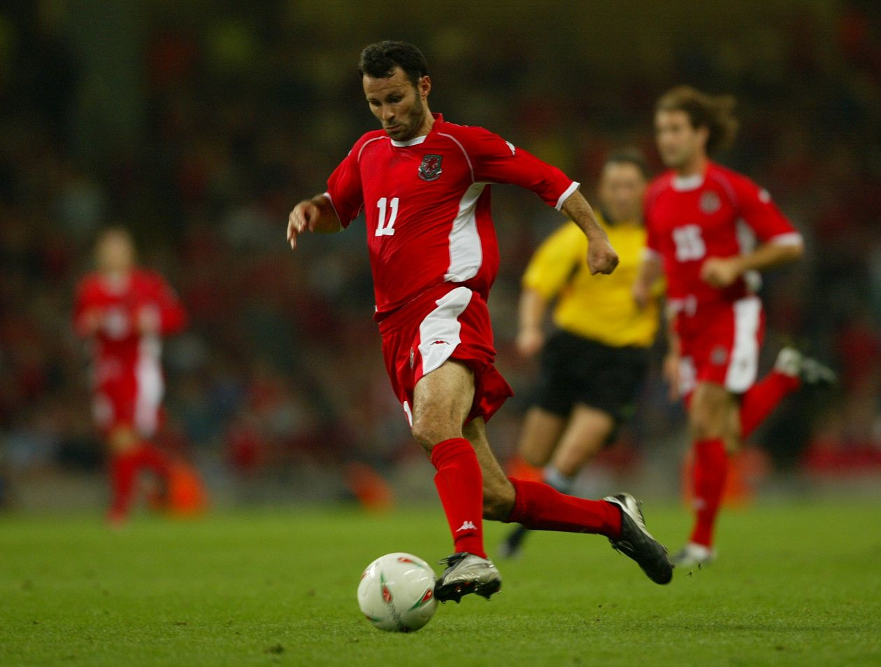 Ryan Giggs - Top 5 moments for Wales