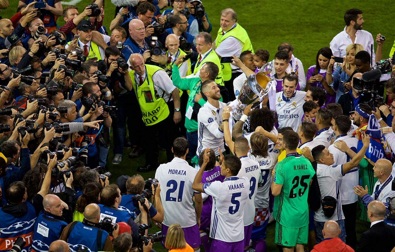 Real Madrid win an enthralling Cardiff UCL Final
