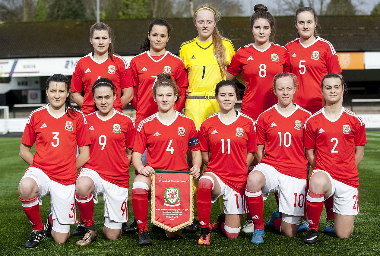 Wales U17 defeated as Hungary bounce back to win