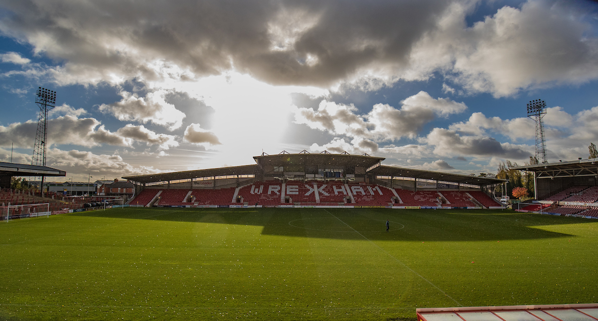 Wales return to the Racecourse for the first time in 10 years