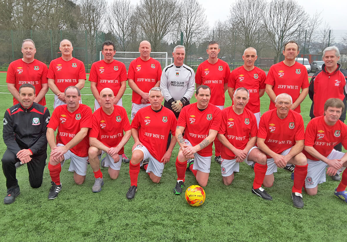 Wales Vets suffer mixed fortunes