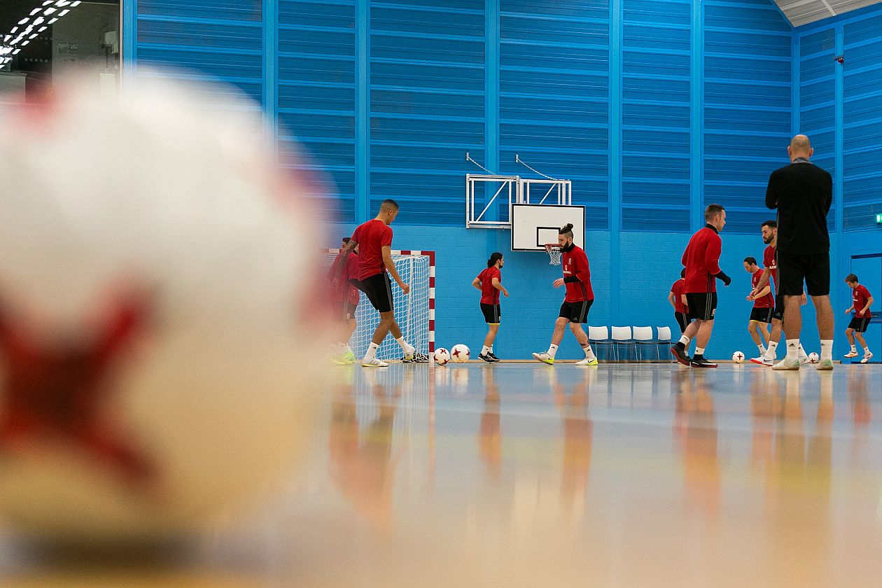 Wales ready to defend Futsal crown