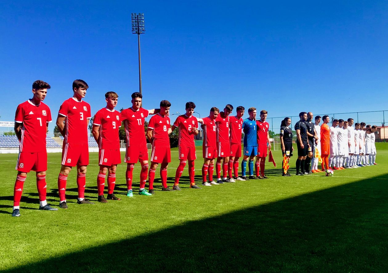 Difficult start for Wales at the Slovakia Cup
