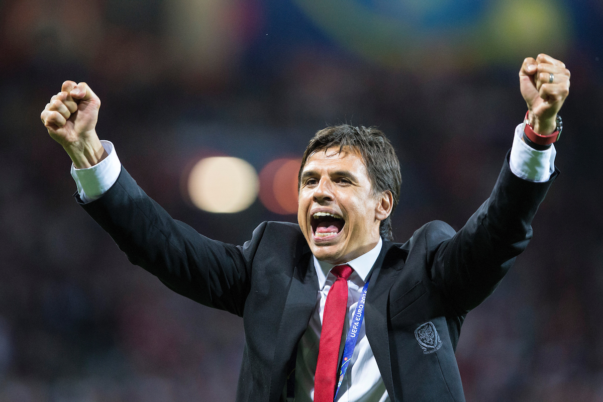 New Years Honours for Chris Coleman & Trefor Lloyd Hughes