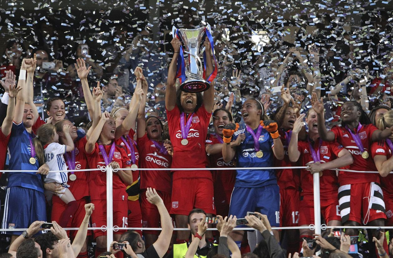 2017 Women's Champions League Final attendance set to beat previous years
