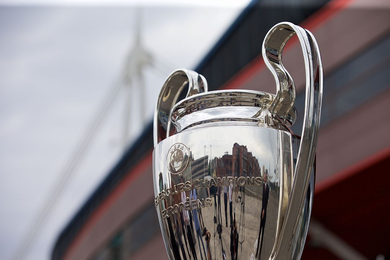 UEFA Champions League Legendary Trophy Journey