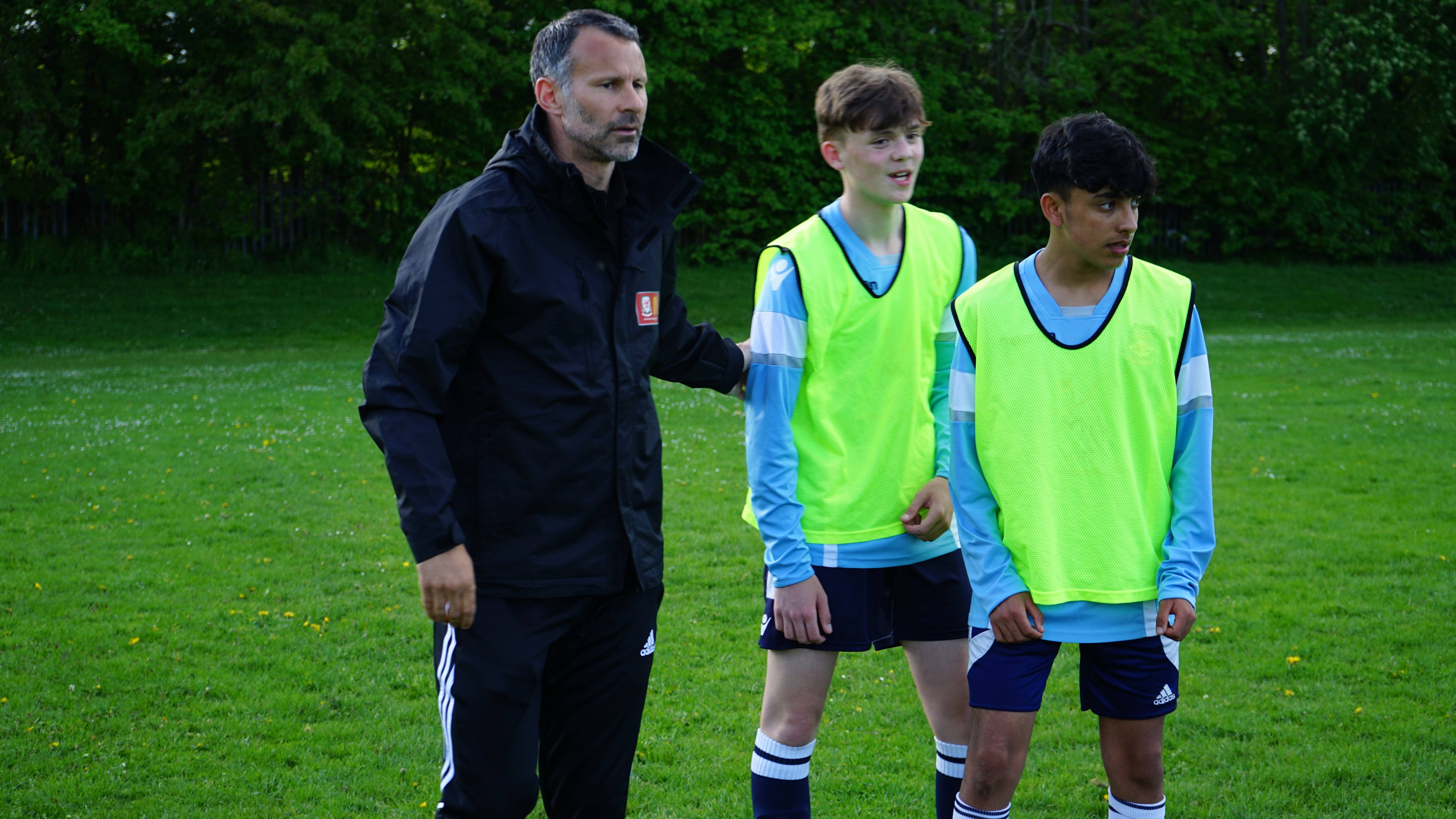 Giggs launches FAW Community Football Awards