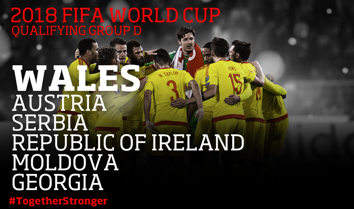 Wales Learn 2018 Fifa World Cup Qualifying Fate