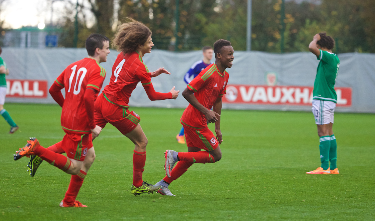 Wales go to Portugal for UEFA U17 Championship qualifying round