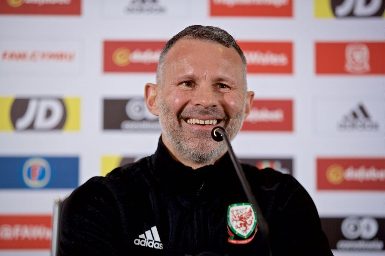 Q&A with Ryan Giggs at the Urdd Eisteddfod