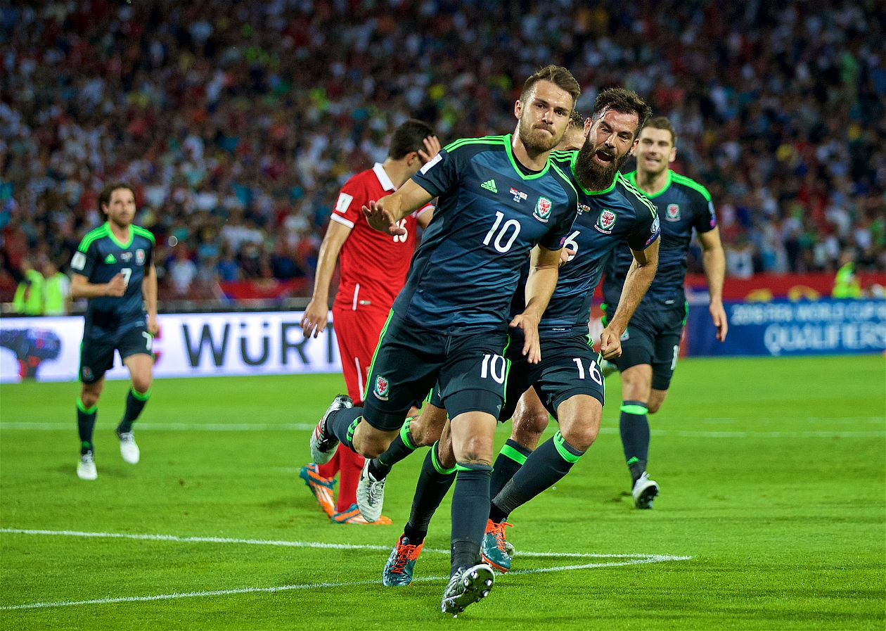 Ramsey's stunning penalty sees Wales battle to Serbian draw
