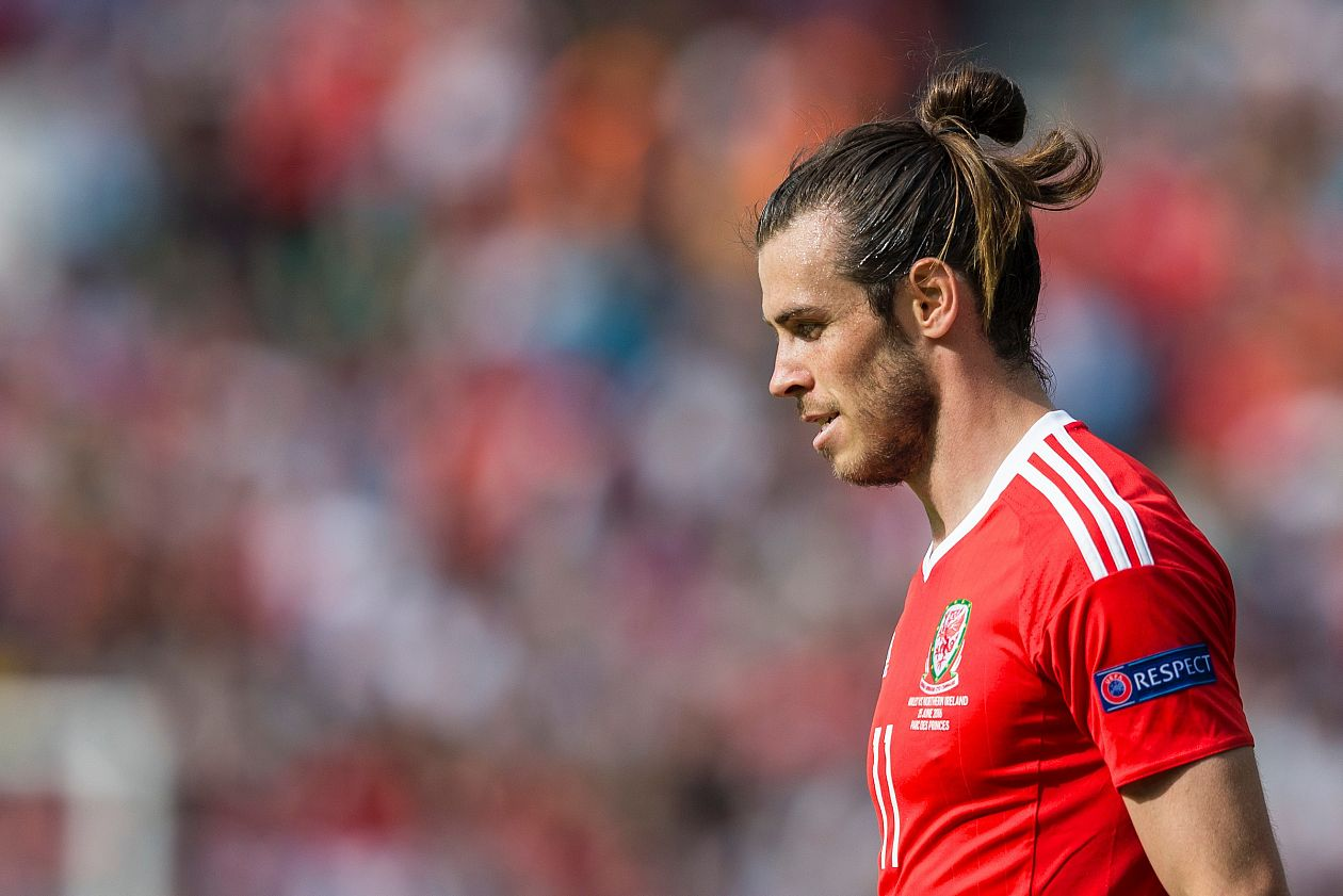 Bale Nominated for UEFA Best Player in Europe Award