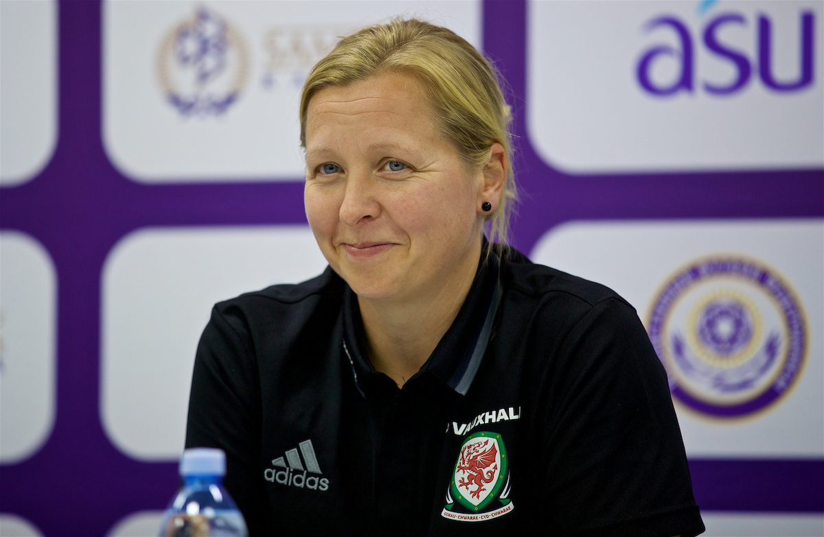 Ludlow names Wales Women's squad for Russia qualifier