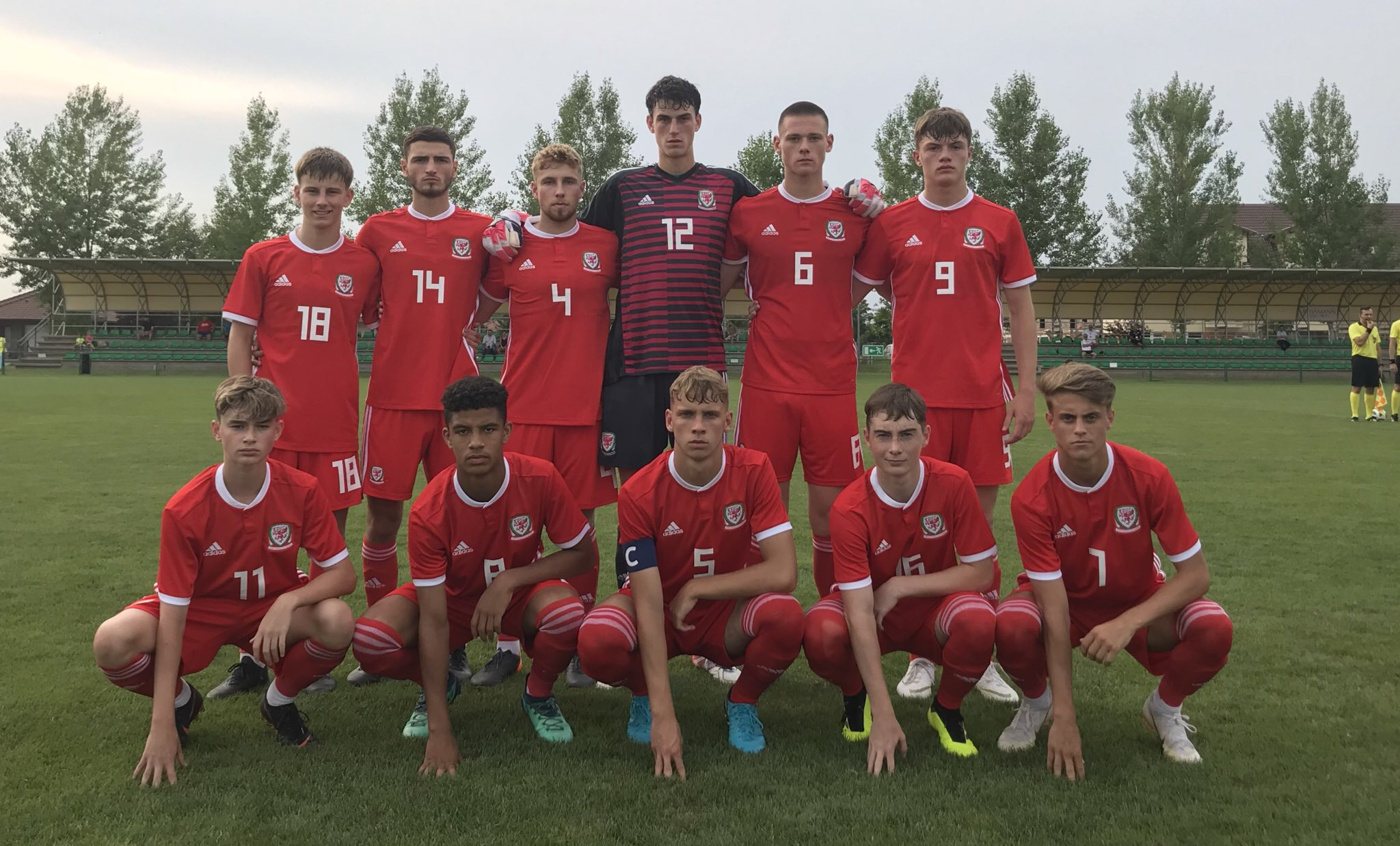 Croatian challenge too much for U17s