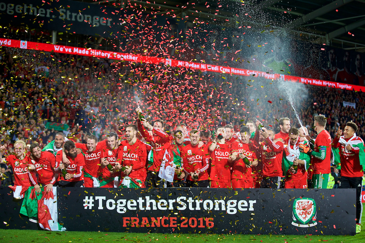 FAW to re-live UEFA EURO 2016 Qualifying Campaign