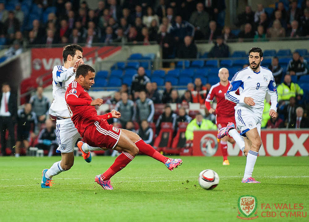 Wales Defeat Israel