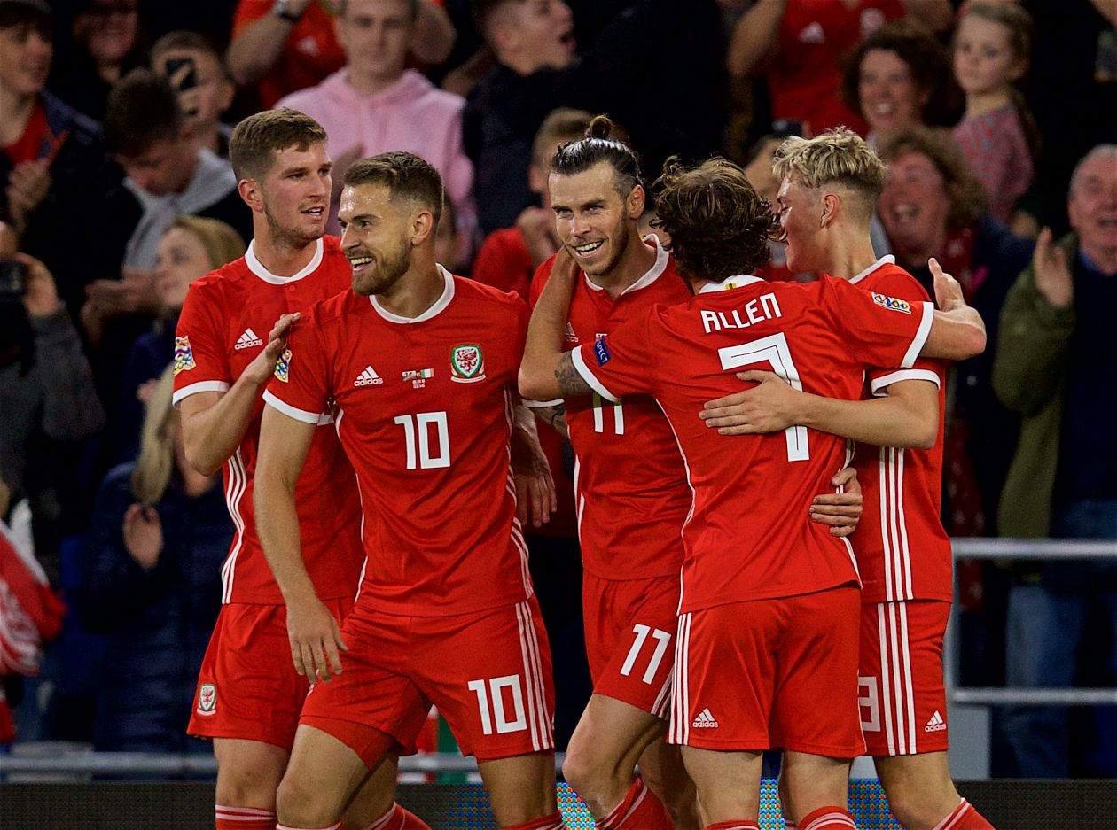 Wales stun Ireland in Nations League opener