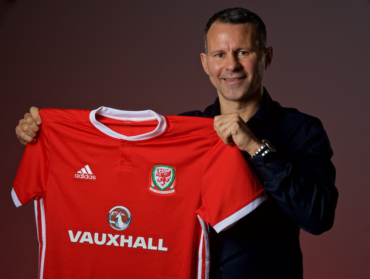 Ryan Giggs appointed as Wales National Team Manager