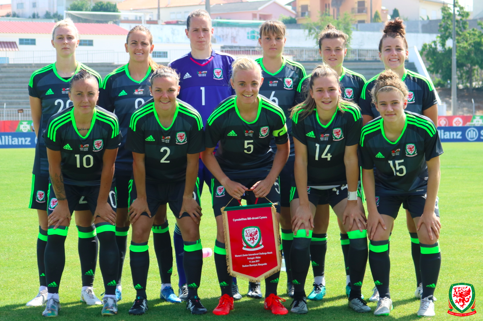 Wales Women slip to narrow defeat against Portugal