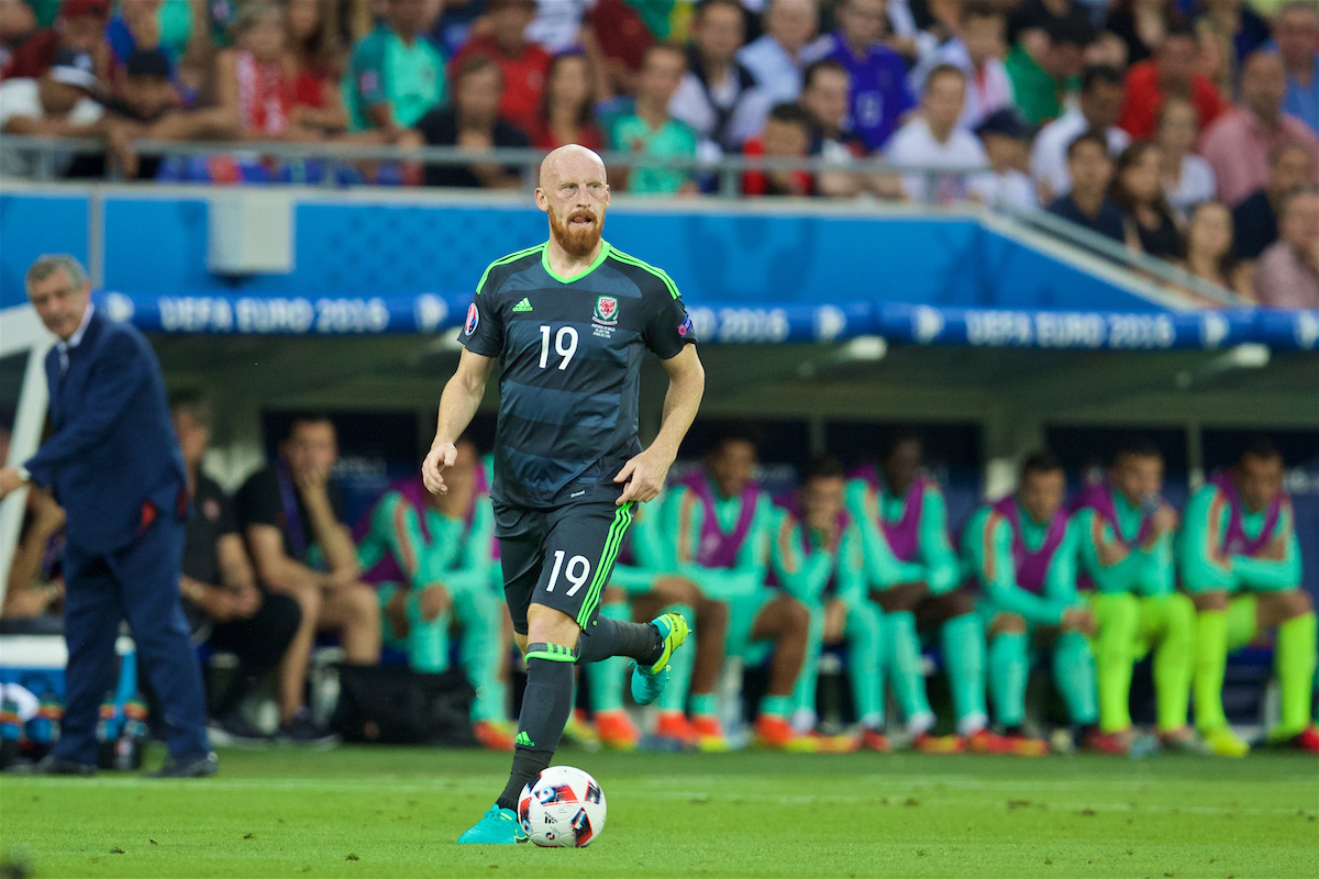 James Collins retires from international football